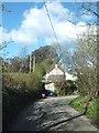 SX4270 : House near Todsworthy Farm by David Smith