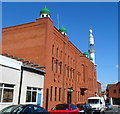SO8318 : Jama Al-Karim Mosque, Gloucester by John Grayson