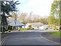 NY9363 : Bungalows in Hackwood Park by Oliver Dixon