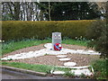 SK9050 : RAF Fulbeck Memorial by JThomas