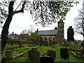 SK2661 : Church of St. Mary the Virgin, South Darley  by Graham Hogg
