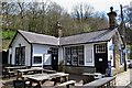 SK2578 : The cafe at Grindleford Station by Neil Theasby