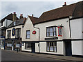 TR3258 : The Market Inn, Sandwich by Stephen Craven
