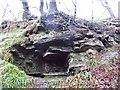 NS7178 : Crag, Garrel Burn by Richard Webb