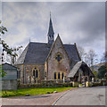 NS3692 : Luss Church by David Dixon