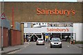 TQ2975 : Sainsbury's Clapham by Oast House Archive
