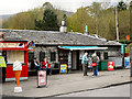 NS3593 : Luss Post Office and Gift Shop by David Dixon