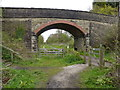 SJ9381 : Middlewood Way, bridge No. 11 by Peter Barr