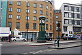 TQ3183 : Clock Tower, The Angel, Islington by Nigel Chadwick