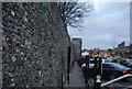 TR1557 : City Walls by N Chadwick