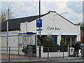 TQ2081 : Cafe Bleu, Victoria Road, NW10 by Mike Quinn