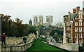 SE5951 : York City Walls 1999 by Roy Hughes