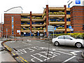 SD8010 : Bury Millgate Car Park by David Dixon