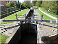 SK5481 : Cinderhill Lock  by Graham Hogg