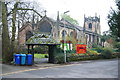 SJ8490 : St James's Church, Didsbury by Bill Boaden