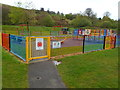 ST1190 : Senghenydd Park Play Area by John Grayson