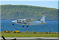 NM9035 : Take-off from Oban Airport by The Carlisle Kid