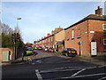 SJ9273 : Barracks Lane, Macclesfield by Robin Stott