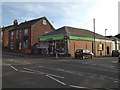 SJ9273 : Co-operative store, Buxton Road, Macclesfield by Robin Stott