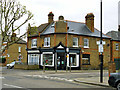 TQ2973 : Corner shops, Cavendish Road by Robin Webster