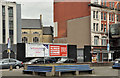 J3374 : Vacant site, York Street, Belfast by Albert Bridge