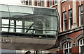 J3374 : Footbridge, Belfast (2) by Albert Bridge