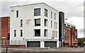 J3374 : The Cornerstone Medical Centre, Belfast by Albert Bridge
