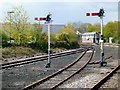 TA1766 : Bridlington:  Signal box and semaphores : Week 19
