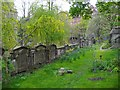 NT2473 : St. John's Church cemetery, Princes Street, Edinburgh by Euan Nelson