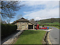 SE0753 : Village shop, Bolton Abbey by Pauline Eccles