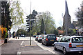 SJ9183 : A523/A5149 junction, Poynton by Peter Turner