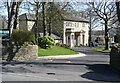 SE2020 : Westroyd House, Water Hall Lane, Mirfield by Humphrey Bolton