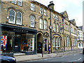 SE1147 : Ilkley, Yorkshire:The 'Station' (public house) by Dr Neil Clifton