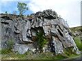 NN0858 : Ballachulish slate quarry : Week 19