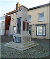 SH2482 : Grade II listed Holyhead War Memorial by Jaggery