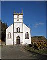 NG2547 : Bracadale and Duirinish Parish Church of Scotland by Richard Dorrell