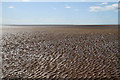 NX9152 : Mersehead Sands by Walter Baxter