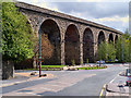 SD7528 : Accrington Viaduct by David Dixon