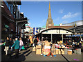 SP0786 : Markets, Bullring by Robin Stott