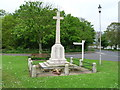 TM1131 : Mistley War Memorial by JThomas