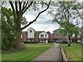 SP1585 : New houses on The Radleys by Christine Johnstone