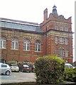SJ8989 : Stockport College Greek Street Annexe by Gerald England