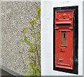 J3267 : Victorian wall box, Ballylesson, Belfast (1) by Albert Bridge