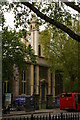 TQ3582 : St John's Church, Bethnal Green by Christopher Hilton