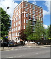 TQ2682 : Melina Court, St John's Wood, London by John Grayson