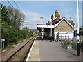 TQ9496 : Burnham-On-Crouch railway station by Roger Jones