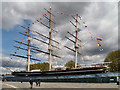 TQ3877 : The Cutty Sark, Greenwich by David Dixon