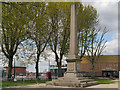 TQ3877 : Old Royal Naval College, Obelisk by David Dixon