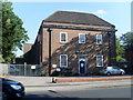 SP0684 : Calthorpe Telephone Exchange by David Hillas