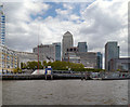 TQ3680 : Canary Wharf by David Dixon